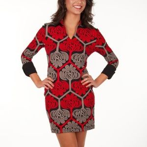 New Casual Long Sleeved Mini Dress Office Work